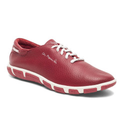 JAZARU Rouge - Chaussures TBS