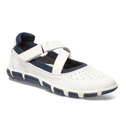 JOANNIE Blanc - Chaussures TBS