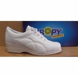 DECRET Blanc - Chaussures BOPY