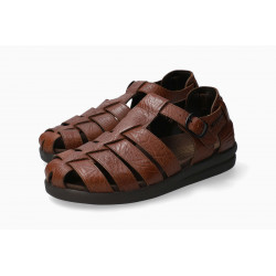 Babylone cognac - Bottines REDSKINS