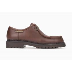 PEPPO MARRON - Chaussures...