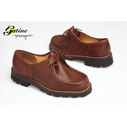 MEGEVE Marron - Chaussures...