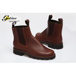 RUNGIS Marron - Chaussures...