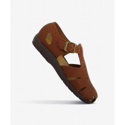BLAISE Marron - Chaussures...