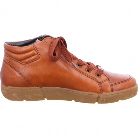 Snake rouge - Chaussures GEOX